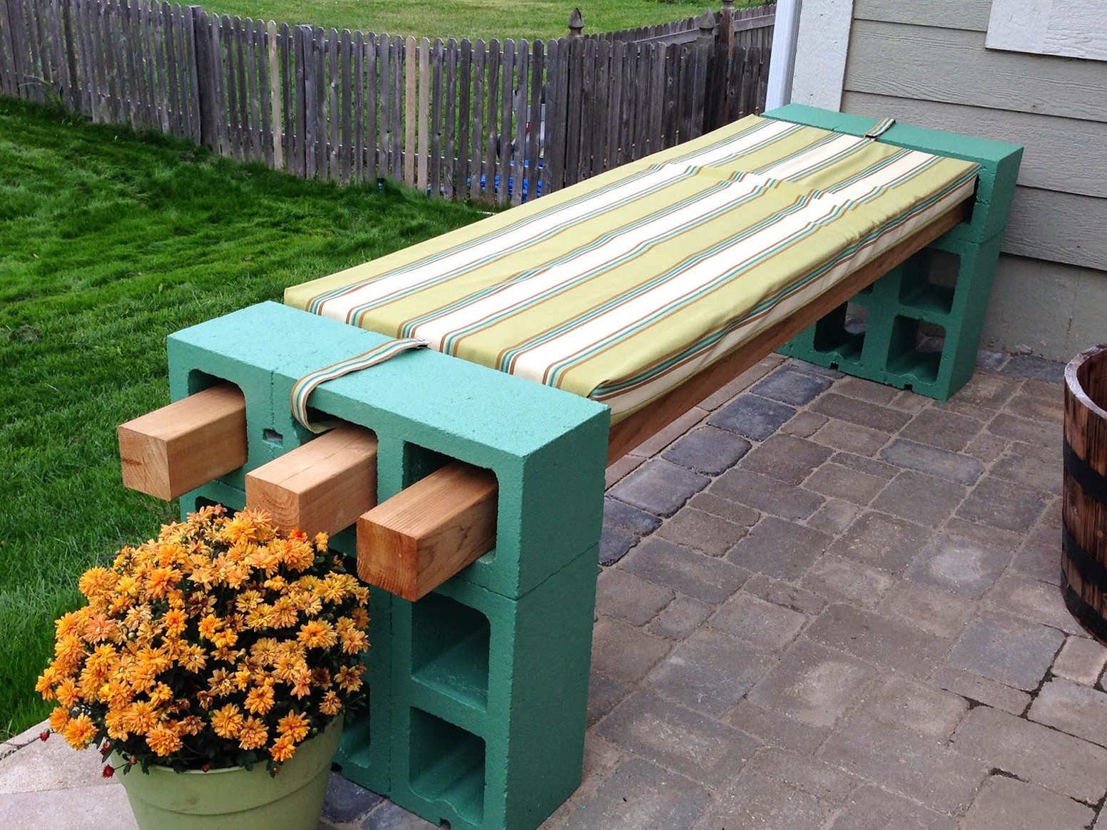 Easy Diy Patio Furniture Ideas Diyvila