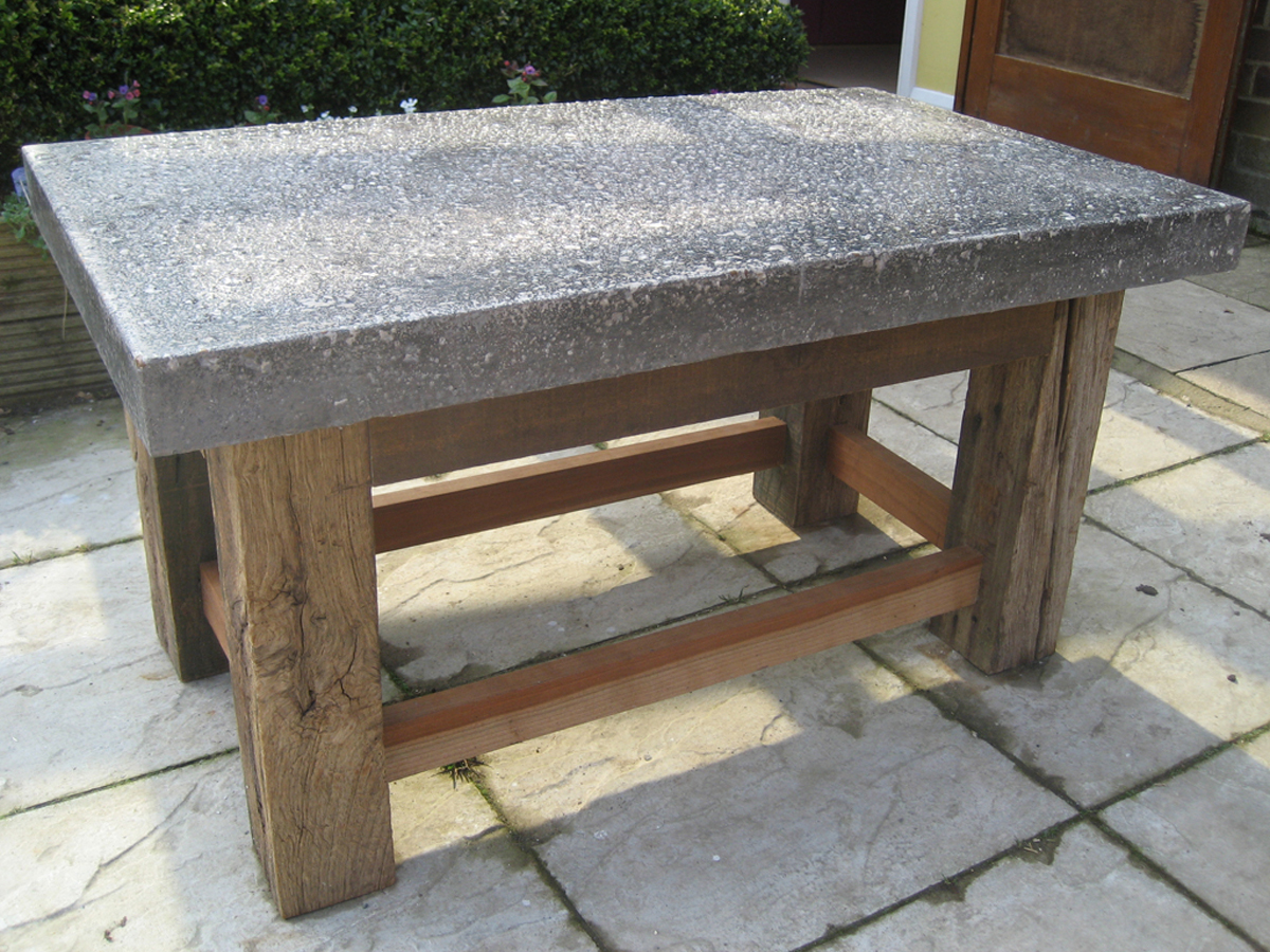 Concrete Side Table DIY your side