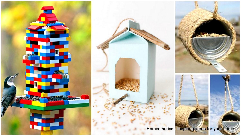 69 Epic Homemade Diy Bird Feeder To Craft Today Diyvila